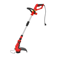 Trimmer (Motocoasa) electric HECHT 428, 400 W, 28 cm