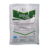 Fungicid Mikal Flash (fosetil de aluminiu 50%, folpet 25%), Bayer