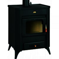 Semineu Combustibil Solid Prity Wd R, Latime 65 Cm, 15 Kw