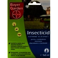 Insecticid K-Othrine SC 25 (deltamethrin 2,5%), Bayer