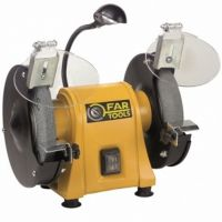 Polizor de banc, Far Tools, FT-110181, BGN150, 2.950 rpm, 150 W