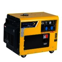 Generator cu Automatizare STAGER diesel, DG 5500+ATS, 4.2 KW