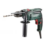 Masina de gaurit cu percutie, Metabo SBE 650 600671850, 650 W, 15 Nm, 30 mm