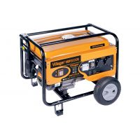 Generator electric, Villager VGP 3000 S 029194, 6.5 CP, 196 cm3, 230 V