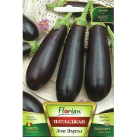 Seminte de vinete Long Purple, Florian, flr_158-50, 50 grame