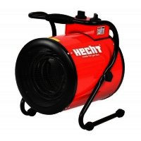 Aeroterma Electrica Hecht 3330, 3000 W, 40 Mp
