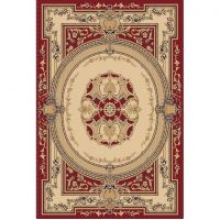 Covor lana, Heinner, HR-RUG140-65, 70 X 140 cm, Model Antic 65