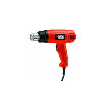 Pistol electric aer cald Black&Decker KX1650, 1750 W, 570/740 l/min