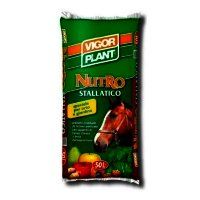 Fertilizant natural Nutro, VigorPlant, gunoi de grajd, 50 L, 103