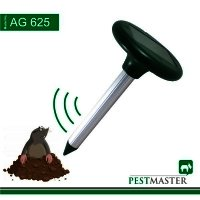 Aparat anti cartite si rozatoare Pestmaster AG625, 625 mp, solar