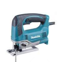 Fierastrau vertical pendular Makita JV0600K, 650 W, 23 mm