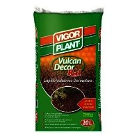 Roca vulcanica VigorPlant, Vulcan Decor Red, 10 L, 956